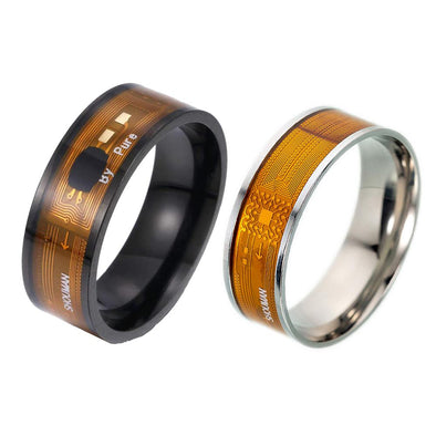 Smart Ring New Technology Wearable Magic Finger for Android