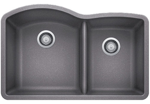 BLANCO DIAMOND U 1 3/4 Granite composite sink in  SILGRANIT®