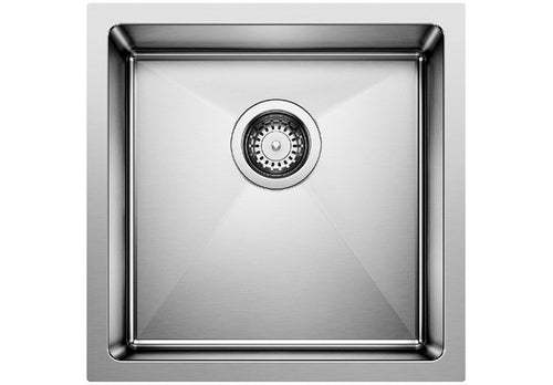 BLANCO QUATRUS R15 U BAR Stainless Steel sink