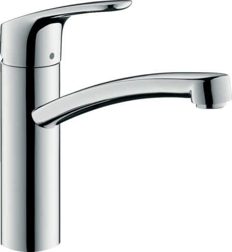 Hansgrohe Focus M41 Single Lever Kitchen Mixer 160 | 73886000