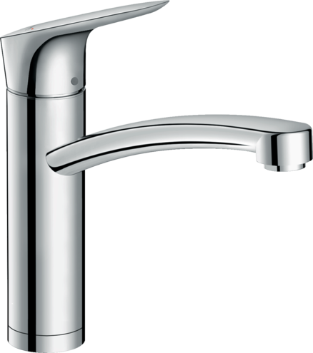 Hansgrohe Logis Single Lever Kitchen Mixer | 71833000