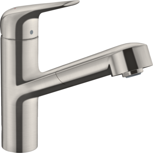 Hansgrohe Focus M42 Single Lever Kitchen Mixer 150 | 71829000