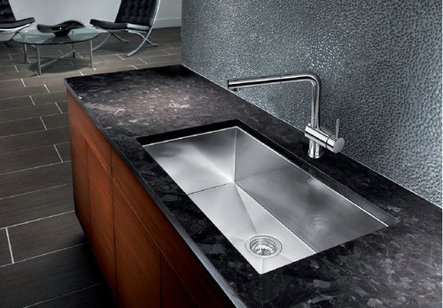 BLANCO PRECISION U SUPER SINGLE Stainless Steel sink