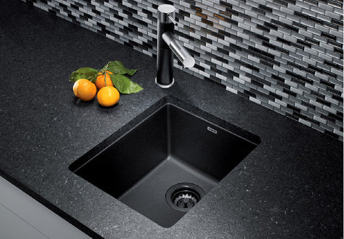 BLANCO PRECIS U 3/4 Granite composite sink in  SILGRANIT®
