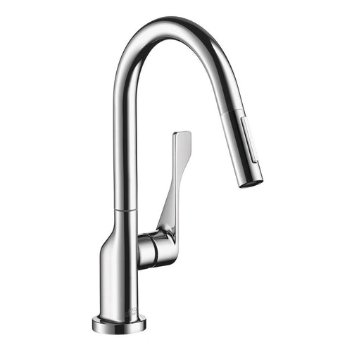 AXOR Citterio Prep Kitchen Faucet 2-Spray Pull-Down, 1.75 GPM
