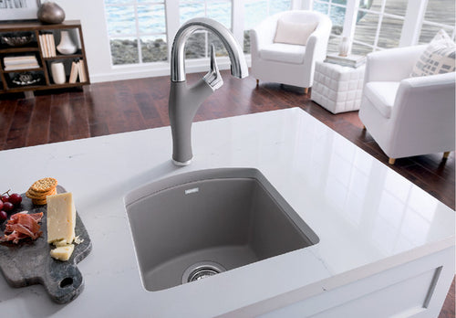 BLANCO DIAMOND MINI Granite composite sink in  SILGRANIT®