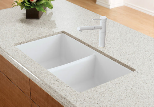 BLANCO HORIZON U 2 SILGRANIT Granite composite sink in  SILGRANIT