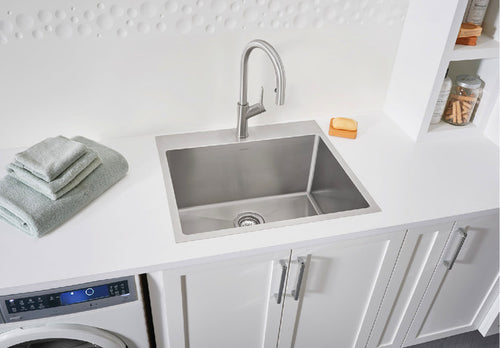 BLANCO QUATRUS R 15 LAUNDRY Stainless Steel sink