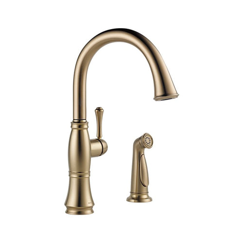 CASSIDY™ Single Handle Kitchen Faucet with Spray