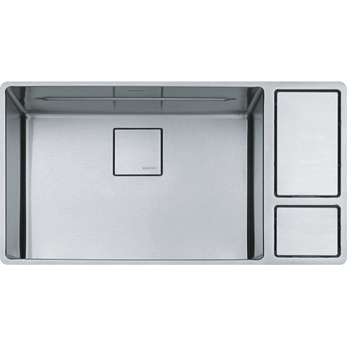 Chef Center CUX110-24 Stainless Steel