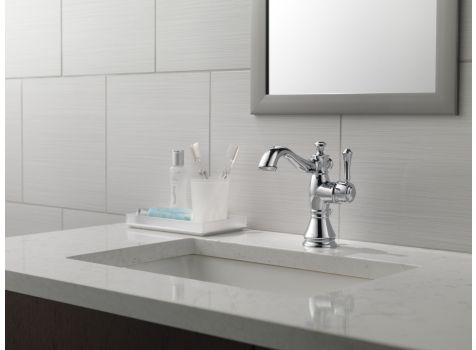 Delta Cassidy Single Hole Faucet
