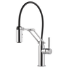 Brizo Solna® Single Handle Articulating Kitchen Faucet | 63221LF-BL