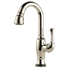 Brizo Talo® Single Handle Pull-down Prep Faucet With Smarttouch® Technology | 64903LF-BZ