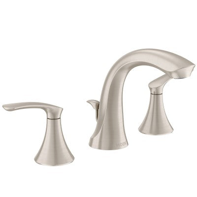 Moen Darcy Chrome Two Handle Arc Bathroom Faucet | WS84551