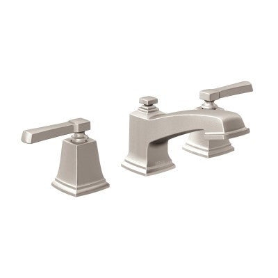 Moen Boardwalk Chrome Two Handle Arc Bathroom Faucet | WS84820SRN