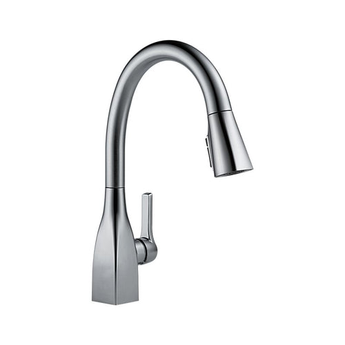MATEO™ Single Handle Pull-Down Kitchen Faucet with ShieldSpray Technology