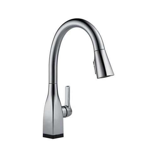 MATEO™ Single Handle Pull-Down Kitchen Faucet with Touch2O and ShieldSpray Technologies