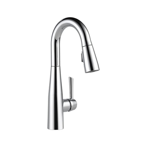 ESSA Single Handle Pull-Down Bar / Prep Faucet with Touch2O Technology