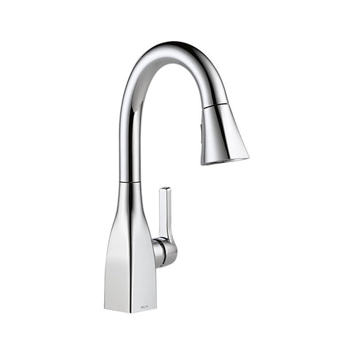 MATEO™ Single Handle Pull-Down Bar / Prep Faucet with Touch2O Technology