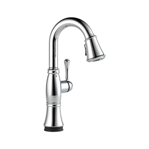CASSIDY™ Single Handle Pull-Down Bar / Prep Faucet with Touch2O Technology