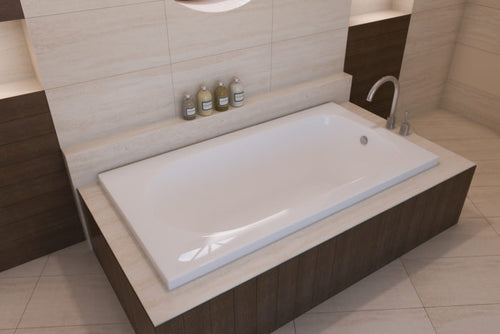 Mirolin Bliss™ 60″ Drop-In Bath | BO672