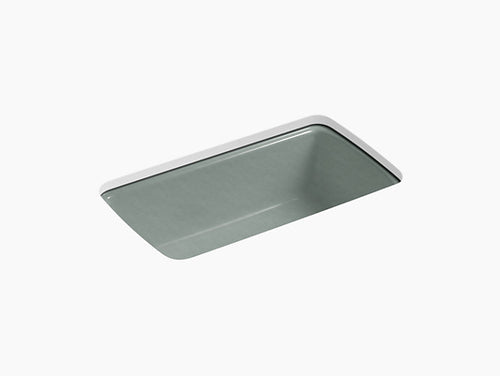 Kohler Cape Dory Under-Mount Single-Bowl Kitchen Sink | K-5864-5U-0
