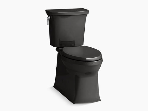 Kohler Corbelle® Comfort Height® Two Piece Toilet | K-5709-0