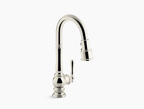 Kohler Artifacts Pulldown Kitchen Sink Faucet | K-99261-CP