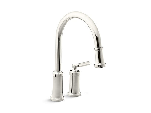 PULL-DOWN KITCHEN FAUCET QUINCY™ by Kallista