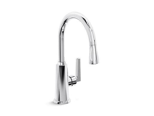 PULL-DOWN KITCHEN FAUCET JETON® by Bill Sofield