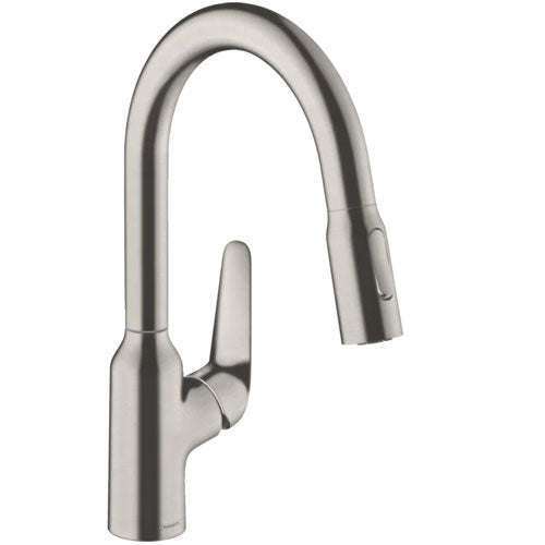 Hansgrohe Focus M42 Single Lever Kitchen Mixer 180 | 71821000