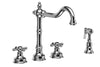 Riobel Kitchen Faucet With Spray | SO400+