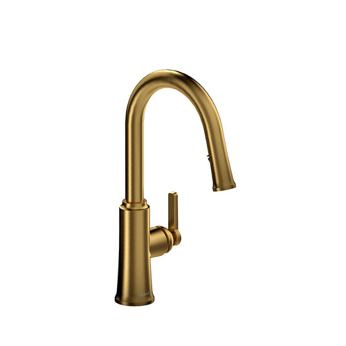 Riobel Trattoria Kitchen Faucet With Spray | TTRD101