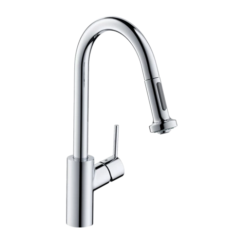 Hansgrohe Talis S² Variarc Single Lever Kitchen Mixer 220, 1/2
