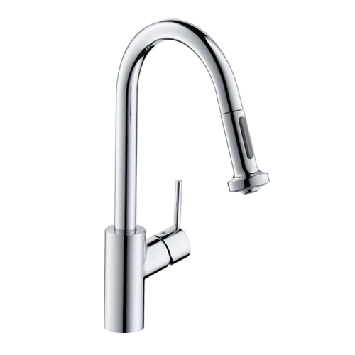 Hansgrohe Talis M52 Single Lever Kitchen Mixer 220 | 14877000