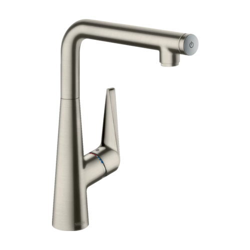 Hansgrohe Talis Select M51 Single Lever Kitchen Mixer 300 | 72820000