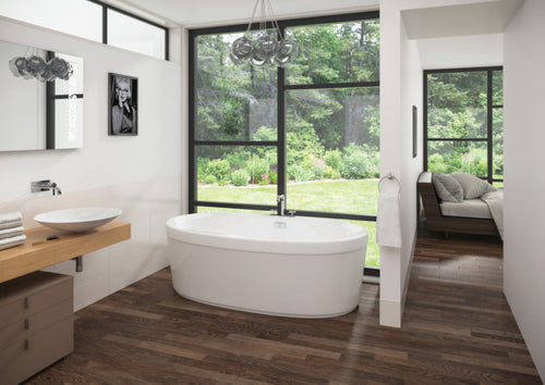 Mirolin Cari™ 60″ Freestanding Bath | CF2006
