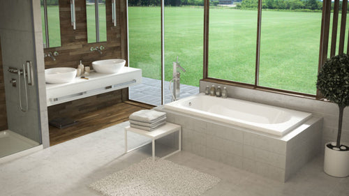 Mirolin Lux™ 66″ Drop-In Bath | BO772