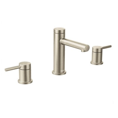Moen Align Brushed Gold High Arc Bathroom Faucet | T6193BG