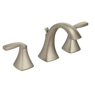 Moen Voss Brushed Gold High Arc Bathroom Faucet | T6905BG