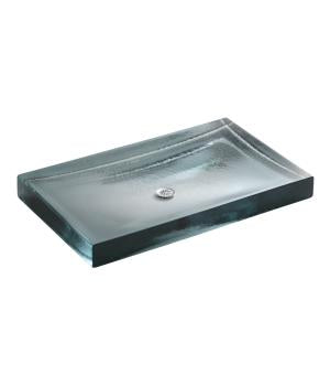 Kohler Antilia Wading Pool Glass Bathroom Sink | K-2369