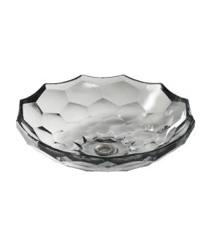 Kohler Briolette Glass Vessel Bathroom Sink | K-2373