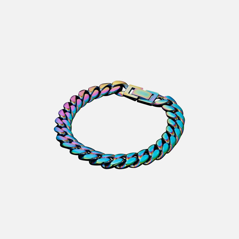 10MM Cuban Bracelet - THE GASPER