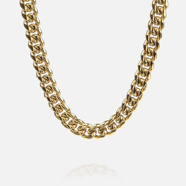 12MM Cuban Chain - THE GASPER