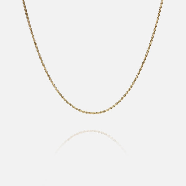 2MM Rope Chain - THE GASPER