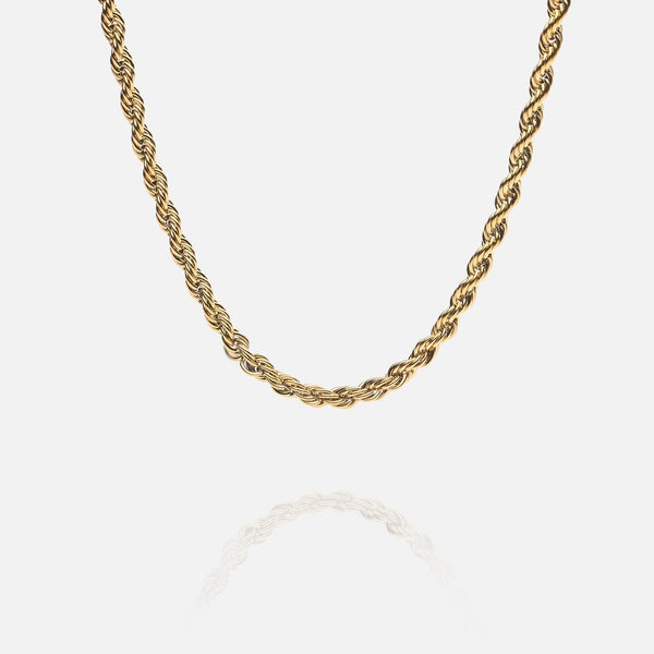 6MM Rope Chain - THE GASPER