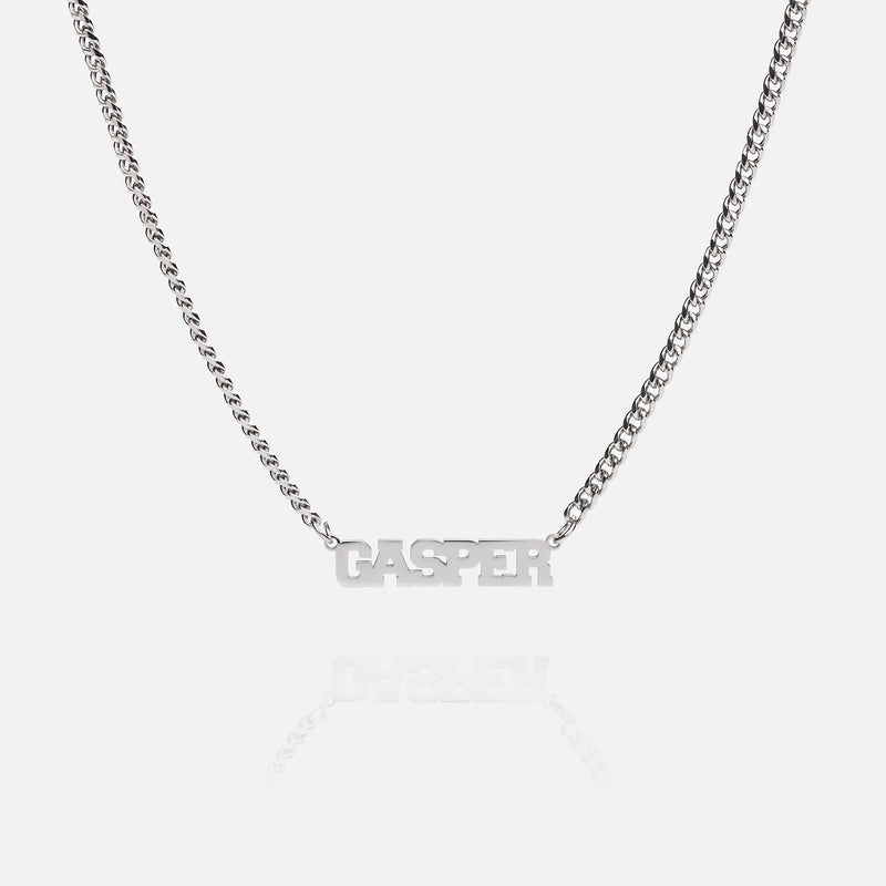 Custom necklace - College - THE GASPER