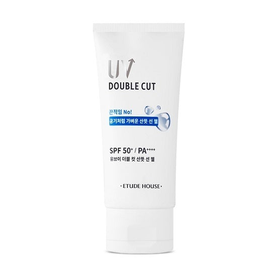 [Etude House] UV Double Cut Fresh Sun Gel SPF50+/PA++++ 50ml