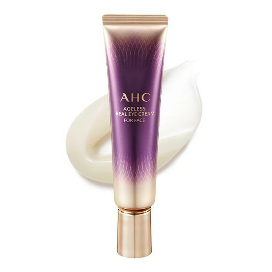 [AHC] AGELESS REAL EYE CREAM FOR FACE 30ML