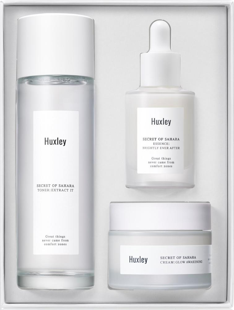 [Huxley] Brightening Routine Trio ( Kit grande)